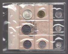 San Marino    Divisionale   1974   con   argento