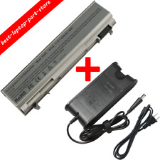 Battery For Dell Latitude E6400 E6410 E6500 E6510 PT434 Laptop Power Supply Best