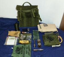 US Military/Army Surplus TENTAGE REPAIR KIT for tents, camping, hunting w/BAG