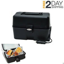Car Cigarette Lighter Hot Meal Food Heater Oven Electric Portable Travel Camping