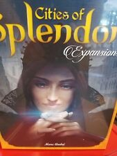 Cities of Splendor Expansion - Asmodee Games Board Game New!