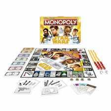 Hasbro Jeu Monopoly Star Wars - NEUF (non ouvert)