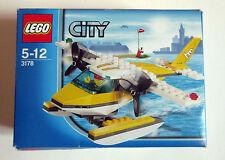 LEGO CITY  -  hydravion - 3178 - Complet + Boite + Notice