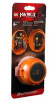 Lego Cole's Kendo Training Pod 853759 Ninjago Minifigure Blister Pack New Sealed