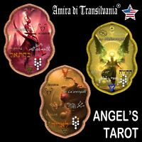 angel tarot cards card deck book guide oracle telling fortune psychic 72 angels
