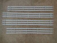 kit 12pcs Replacement LED Strip for LG 47LN5200 47LN5400 47LN5700 47LN5750 47LN