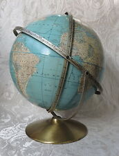 Mappamondo Rand Mc Nally, Made in USA, c 1970,  Ø 30 cm Globe