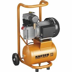 KAESER Classic Mini 210/10 * Kolben-/Handwerkerkompressor