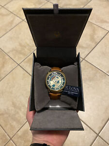 Bulova Accutron II Alpha Spaceview.  Complete with box and paperwork.