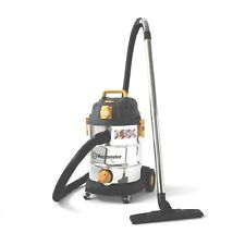 More details for vacmaster 110v vacuum cleaner 30l wet & dry l class industrial with 110v pto