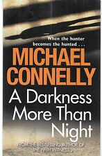 A Darkness More than Light by Michael Connelly New Paperback Book