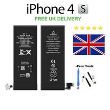 NEW 100% HIGH CAPACITY REPLACEMENT BATTERY FOR IPHONE 4s 1430mAH