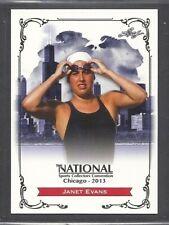 2013 Leaf National Convention - #N-JE1 - Janet Evans - Swimming