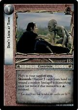 LOTR TCG Ents of Fangorn EoF Don't Look At Them 6R39