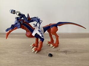DRAGON BOOSTER FIGURE  MOORDRYD AND DECEPSHUN ACTION FIGURE SET DRAGON AND RIDER