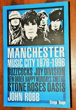 """""""Manchester Music City"""" (Joy Division, Oasis Smiths, Punk, Brit Pop, EO)"""