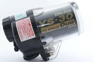 [Near Mint] Sea & Sea YS-30 TTL Underwater Strobe Flash from Japan #744437