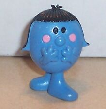 1981 Arby's Mr Men Little Miss Shy PVC Figure Vintage