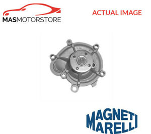 ENGINE COOLING WATER PUMP MAGNETI MARELLI 352316170686 P NEW OE REPLACEMENT