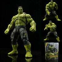 S.H.Figuarts SHF MARVEL Avengers Infinity War Hulk Action Figures New In Box