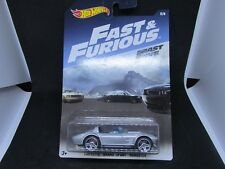 HOT WHEELS FAST AND FURIOUS 5/8 CORVETTE GRAND SPORT ROADSTER NEW ON CARD