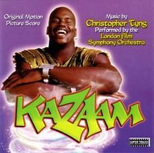 KAZAAM Soundtrack (Christopher TYNG)