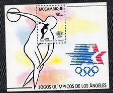 Mozambique Deportes olimpiada Los Angeles año 1983 (CP-364)