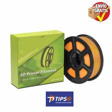 GOLDAN Filamento 3D Calidad PLA 1kg 1,75mm NARANJA CALIDAD PREMIUM
