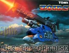 索斯 洛依德ゾイド Tomy Zoids 1/72 Delusion War Record Yuji Kaida Buster Tortoise Japan