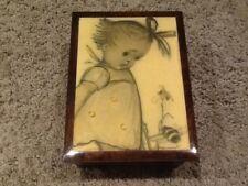 Hummel Musical Jewelry Box