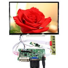 "DVI VGA LCD Controller Board RT2281 10.1""  B101UAN02.1 1920x200 AHVA LCD Panel"