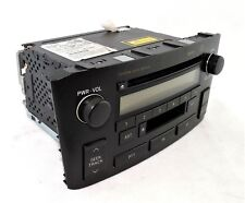 8612005070 Toyota Avensis 03-06 Genuine Radio CD Cassette Head Unit