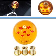 "Interni Auto GEAR Shift KNOB MANUALE tipo 7 STELLA DRAGON BALL 54mm 2.12"" UNIVERSALE"