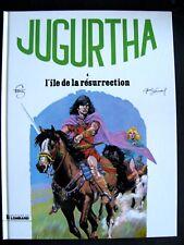 JUGURTHA - Tome 4 - :Réédition L'ile de la Résurrection 1984