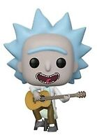 Pop! Vinyl--Rick and Morty - Tiny Rick with Guitar US Exclusive Pop! Vinyl [RS]