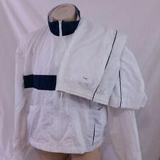 Vintage Christian Dior Monsieur Tracksuit Jacket Pants 80s Designer Sweatsuit XL