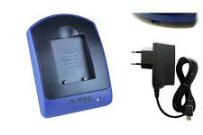 Caricatore (USB/Rete) EN-EL10 per Nikon Coolpix S210, S220, S225, S230, S600