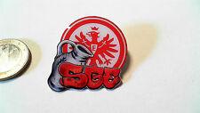 Eintracht Frankfurt SGE EFC Fanclub Pin Badge Bembel Graffiti rar aus Sammlung
