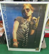 AVRIL LAVIGNE POSTER NEW 2002 RARE VINTAGE COLLECTIBLE OOP