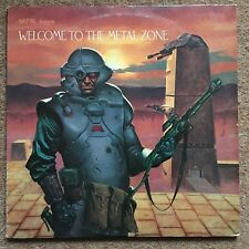 Welcome to the Metal Zone Buy 5 LPs 4 £3.99 Post UK
