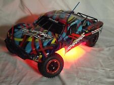 Traxxas Slash 2WD / 4x4, VXL / XL-5 V2 LED underglow kit - RED
