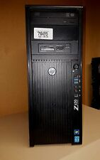 HP Z420 Workstation Xeon E5-1620 v2 3.7GHZ 32GB 1TB Nvidia Quadro k4000 win10