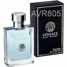 Versace Pour Homme Eau De Toilette Spray for Men 100ml