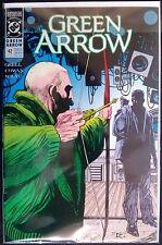 Green Arrow #42; Grading: NM/NM+