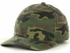 Camo Home Run Woodland Hat Cap - One Fit