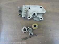 OEM Harley-Davidson Shovelhead Oil Pump Parts and Pieces