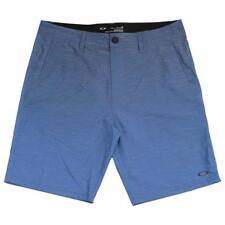 Oakley Leo Shorts Size 40 Mens Navy Blue Gradient Casual Boardies Boardshorts