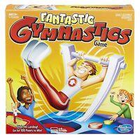 Hasbro Kids Fantastic Gymnastics Board Game Toy - Gymnastics Games for Kids