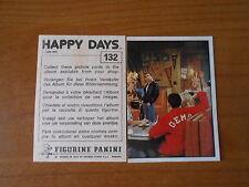 FIGURINA - HAPPY DAYS n.132 -ED.PANINI 1979 - COMPLETA DI VELINA