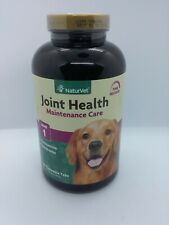 NaturVet Joint Health Time Release Level 1-Maximum Hip & Joint Dog Supplement